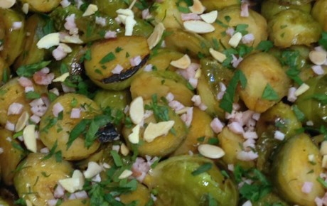shibden mill. brussel sprouts, brussel sprouts recipe, recipes for christmas
