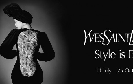 YSL, Yves Saint Laurent, Exhibition, Style is eternal, YSL exhibition, The Bowes Museum, where to stay near Bowes Museum, Bernard Castle