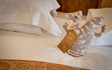 Sleep well this summer at The Castle Hotel