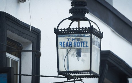Enjoy a stunning Christmas stay at The Bear