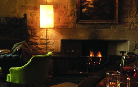 Cosy up by the hearth this winter at The Peacock