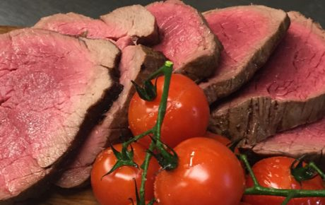 Chateaubriand at Shibden Mill